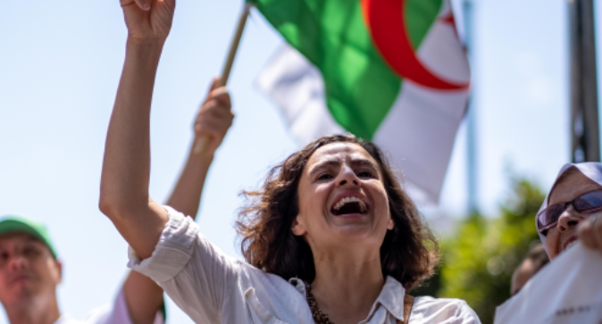 [CANCELADO] Algeria - a soft revolution